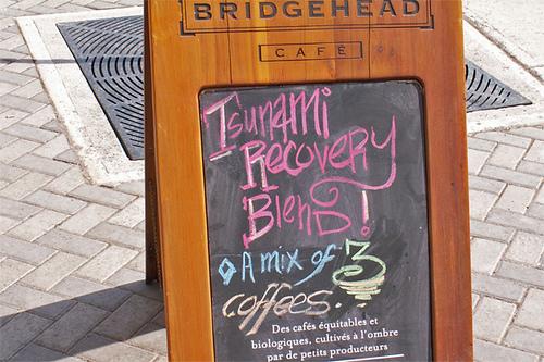 Bridgehead Organic Coffee Shop
