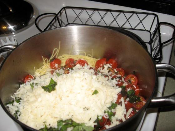 Summer garden pasta Ina garten summer pasta